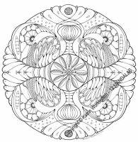 Mandala Box 212